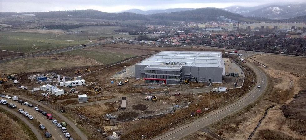 Centrum logistyczne DOMINO POLSKA na finiszu!